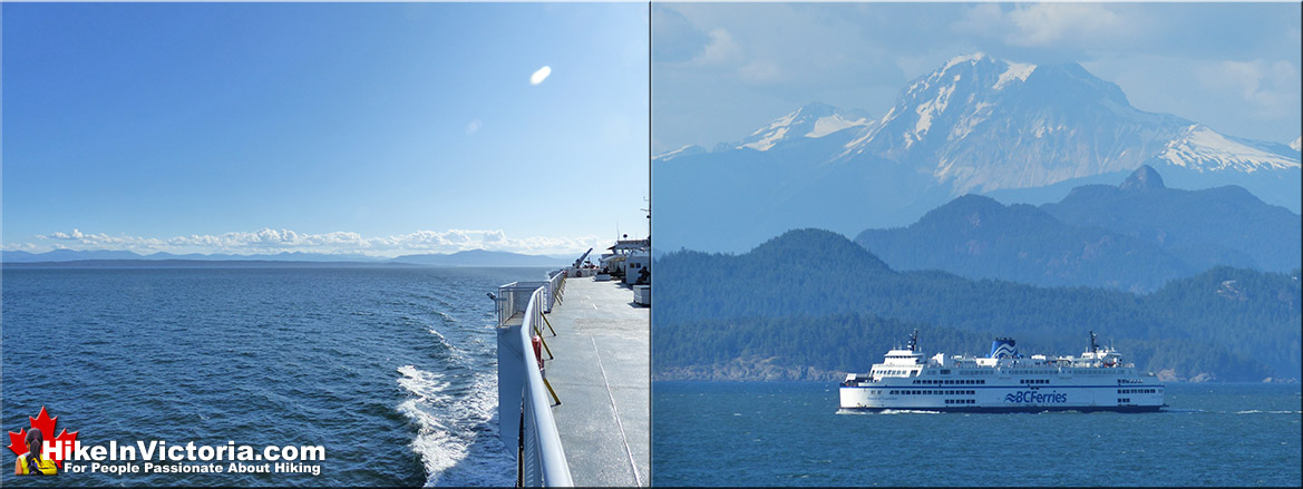 Victoria Attractions BC Ferries