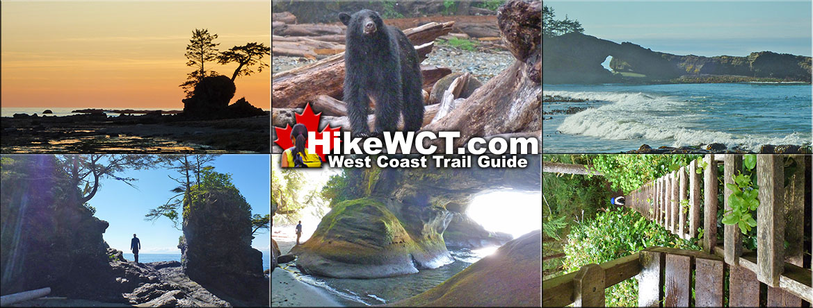 Hike WCT West Coast Trail