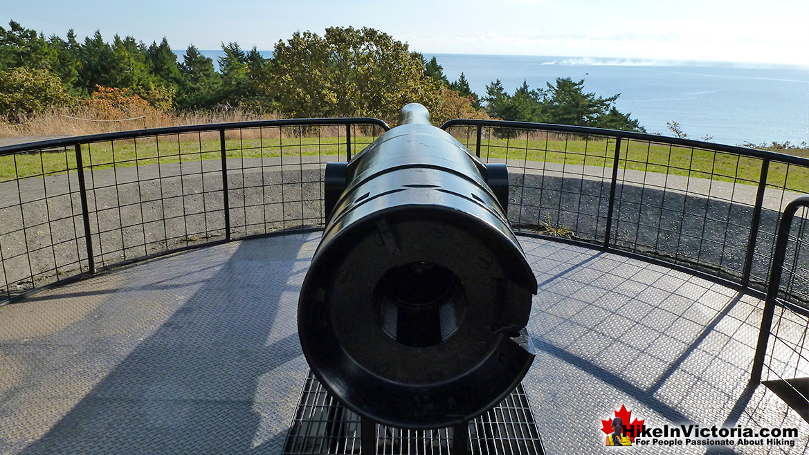 Fort Rodd Hill Big Gun