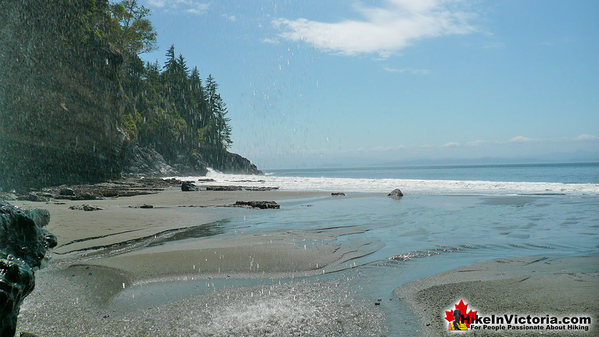 Mystic Beach on the Juan de Fuca Trail