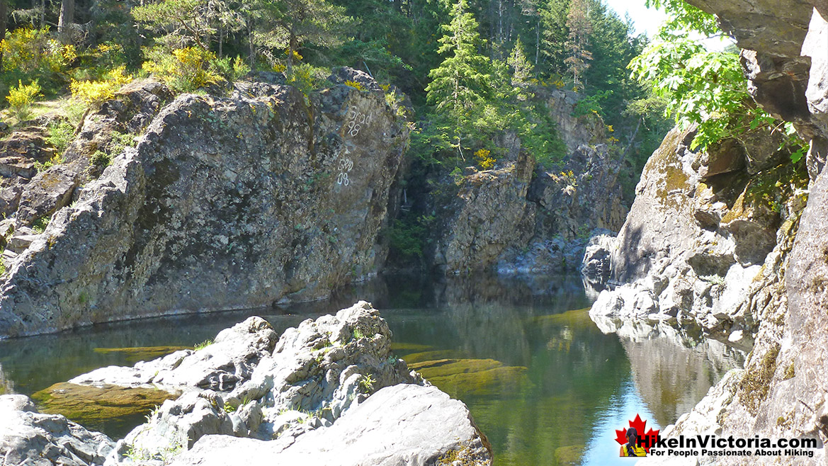 Sooke Potholes Hike in Victoria